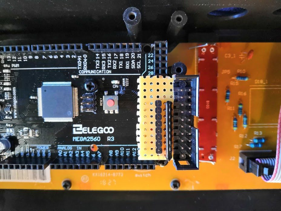 Arduino Midi Keyboard part 4 – Reading the keyboard